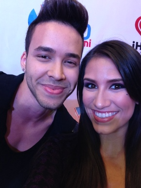 Stuck on Prince Royce