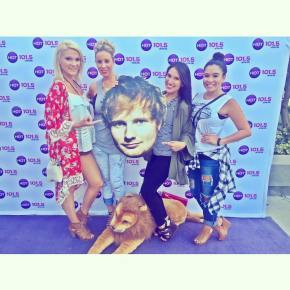 Squad Does Tampa: Our Night with EdSheeran